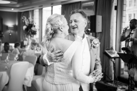 Joy & Cliff - The View Hotel, Eastbourne