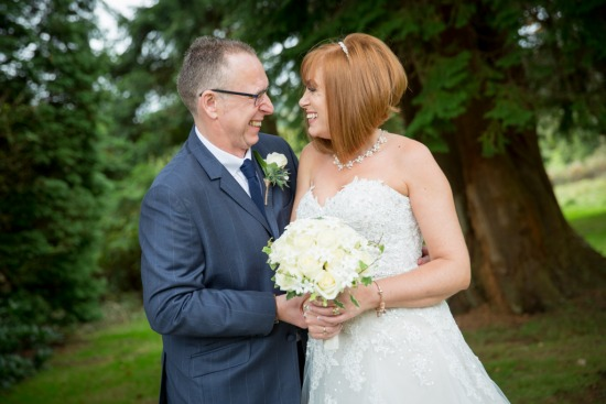 Tracey & Terry - St John's Church, Crawley & Highley Manor, Balcombe