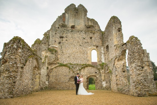 Zoe & Nathan - Box Grove Priory & Upwaltham Barn