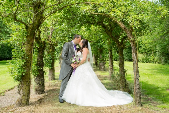 Becky & Ben - Cisswood House, Horsham